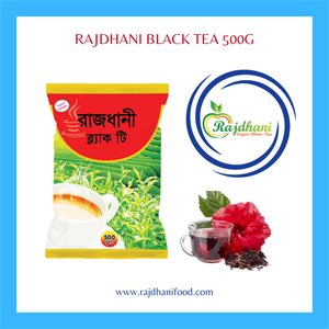 Rajdhani Black Tea 500g