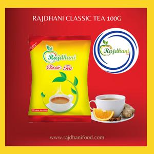 Rajdhani Classic Tea 100G